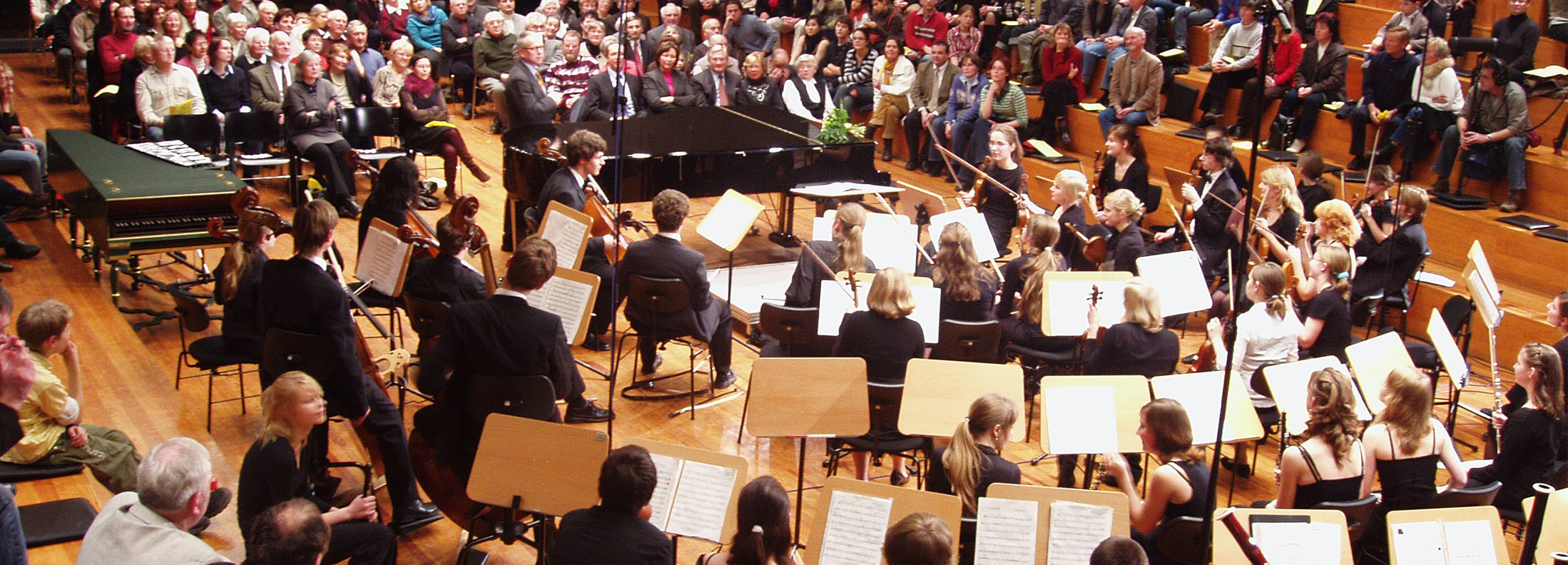 Totale Orchester etc